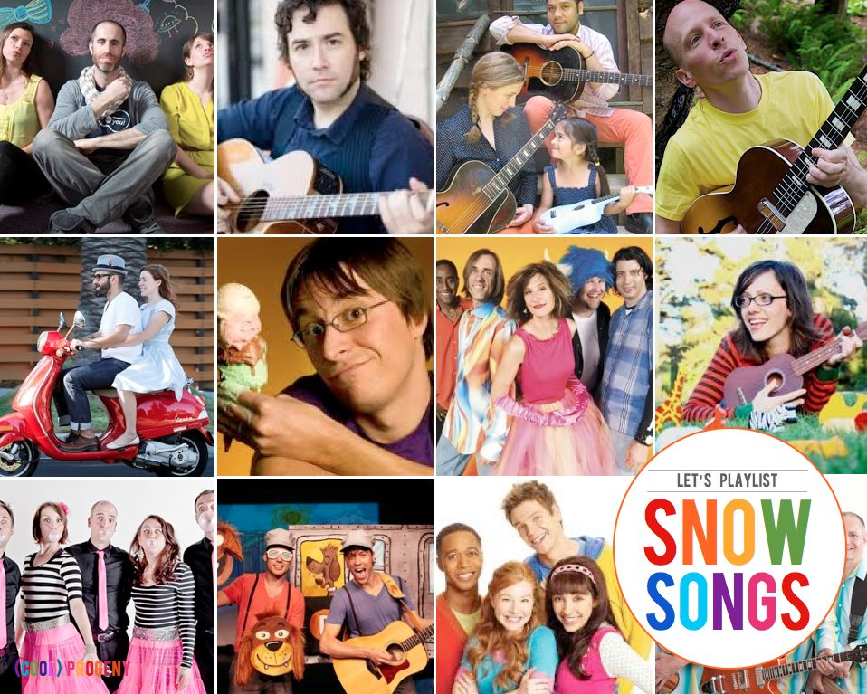 Kid Playlist: Snow Songs! - (cool) progeny