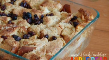 apple pear french toast casserole - (cool) progeny