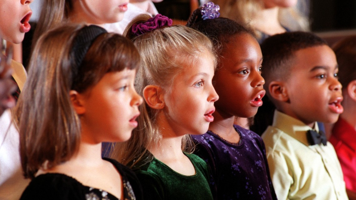 Children's Chorus of Maryland - (cool) progeny