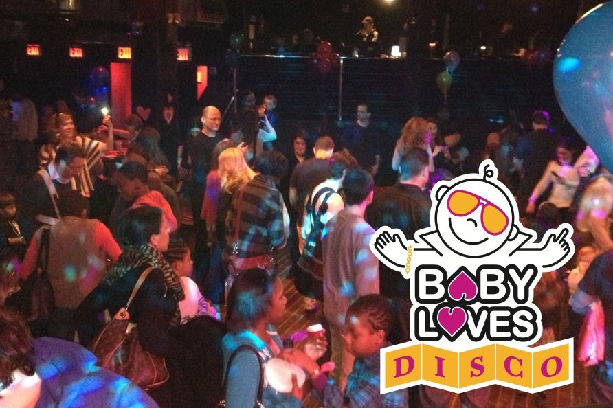 Baby Loves Disco + Ticket Giveaway - (cool) progeny
