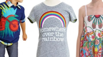 cool kids style: rainbow fab finds - (cool) progeny
