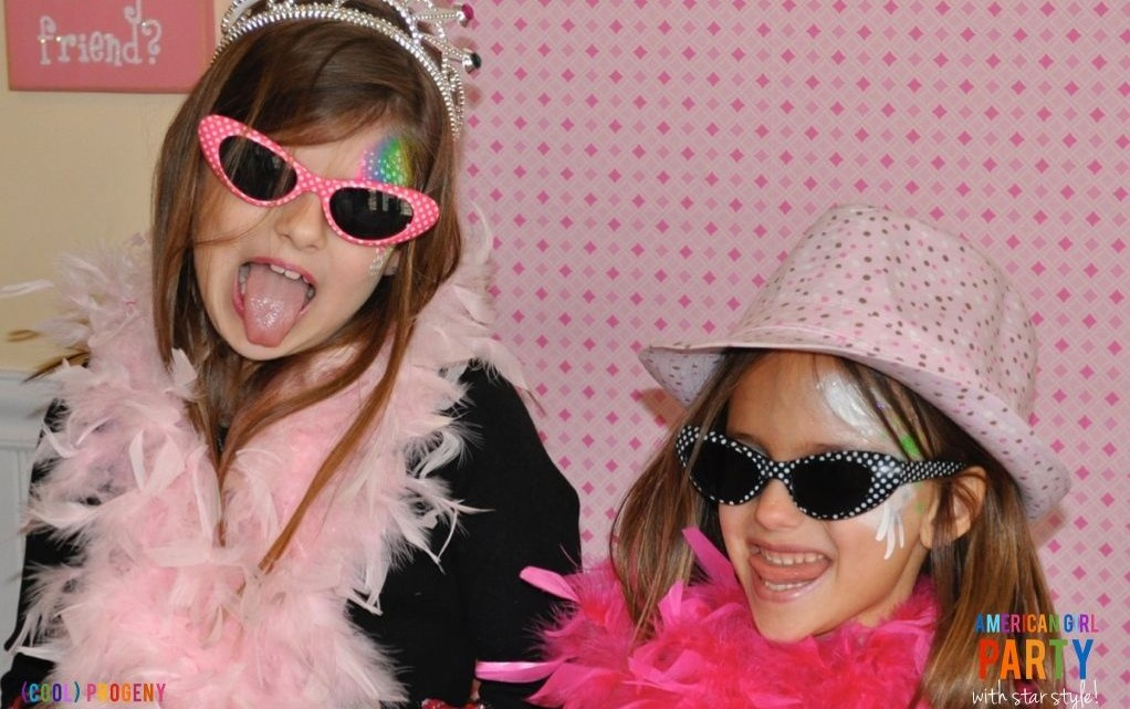 Real Parties: American Girl BIrthday Party with Star Style! - (cool) progeny