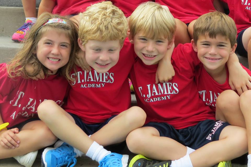 discover why st. james academy is the 'un' common experience - (cool) progeny