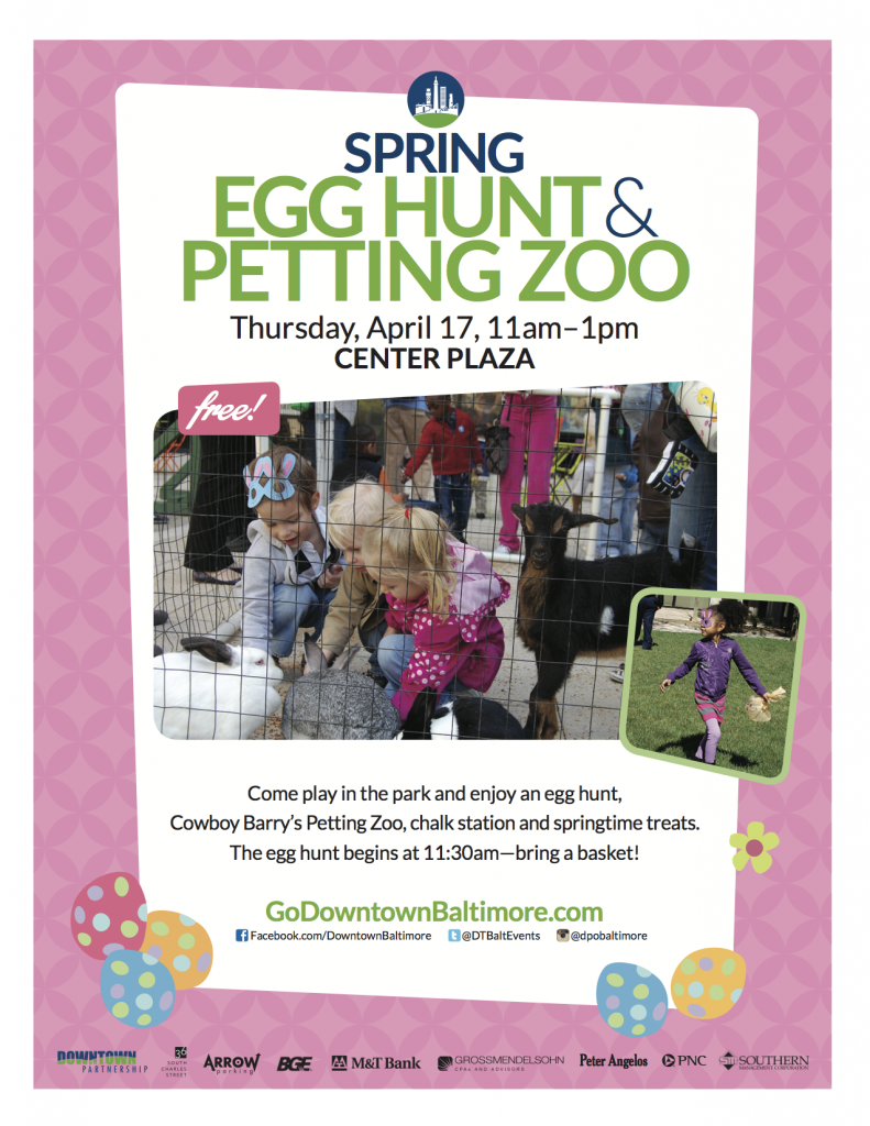Spring Egg Hunt - (cool) progeny