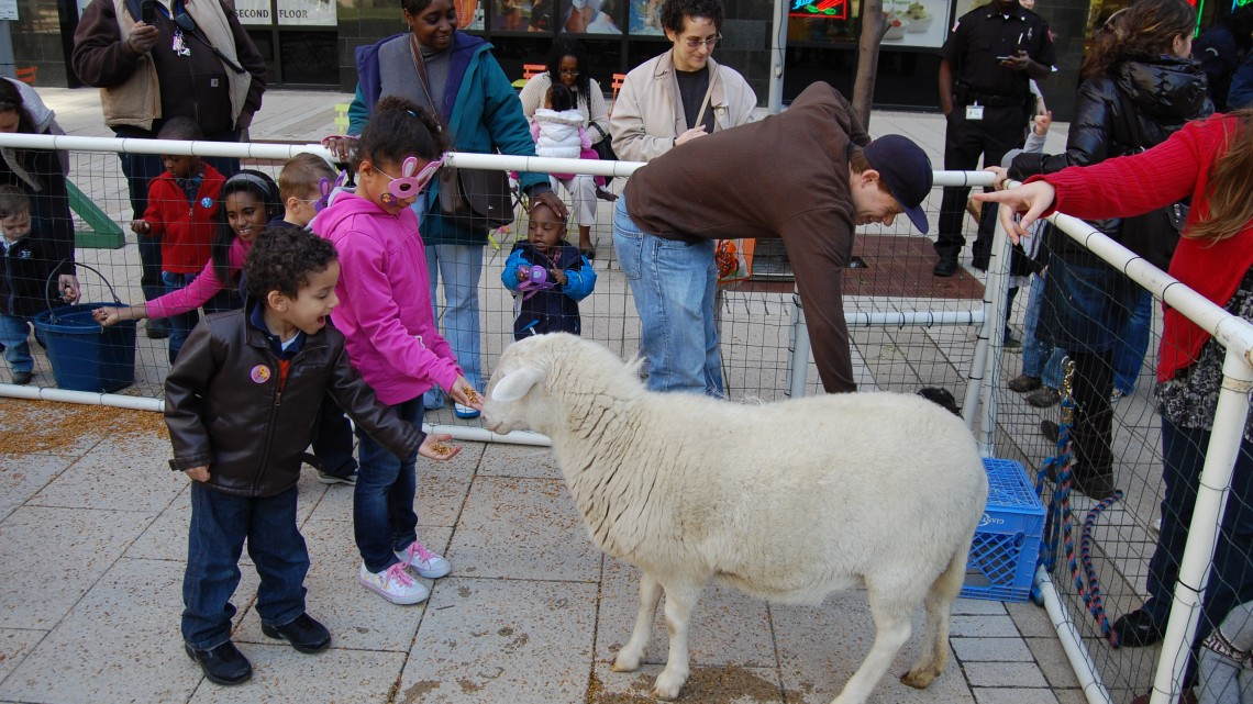 Downtown Partnership presents the annual Downtown Baltimore Spring Egg Hunt - (cool) progeny