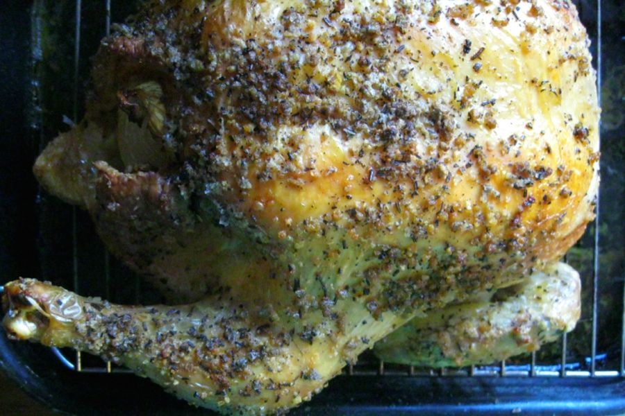 Easy Roast Chicken Recipe - (cool) progeny