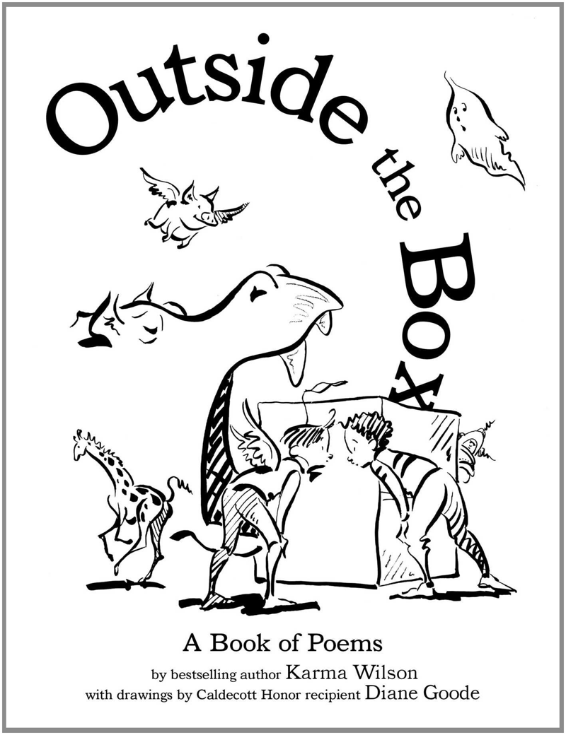 surprisingly fun + (cool) poetry books for kids