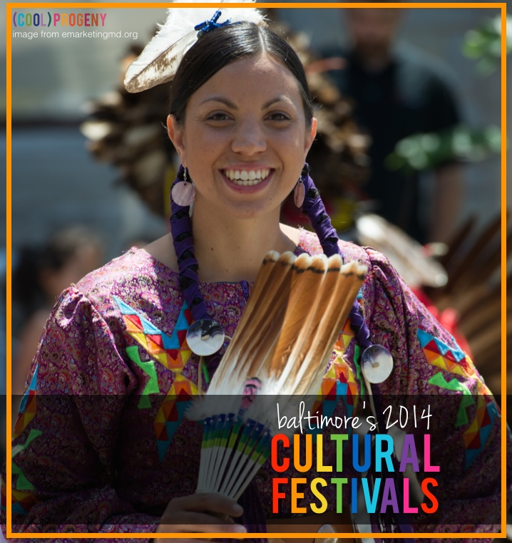 2014 Baltimore Cultural Festivals - (cool) progeny