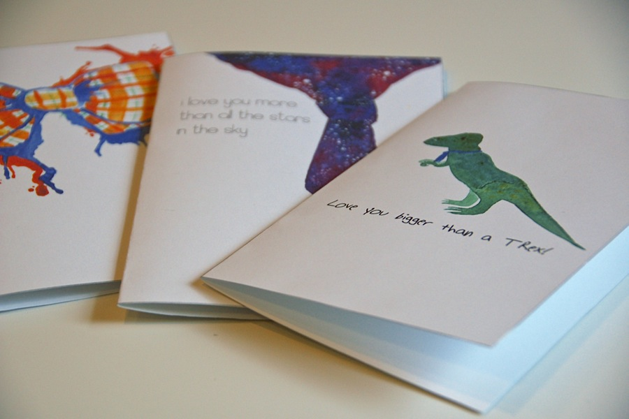 (cool) progeny FREE printable father's day cards