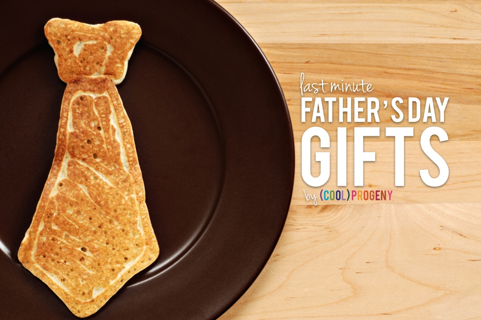 Father's Day Gift Guide - (cool) progeny
