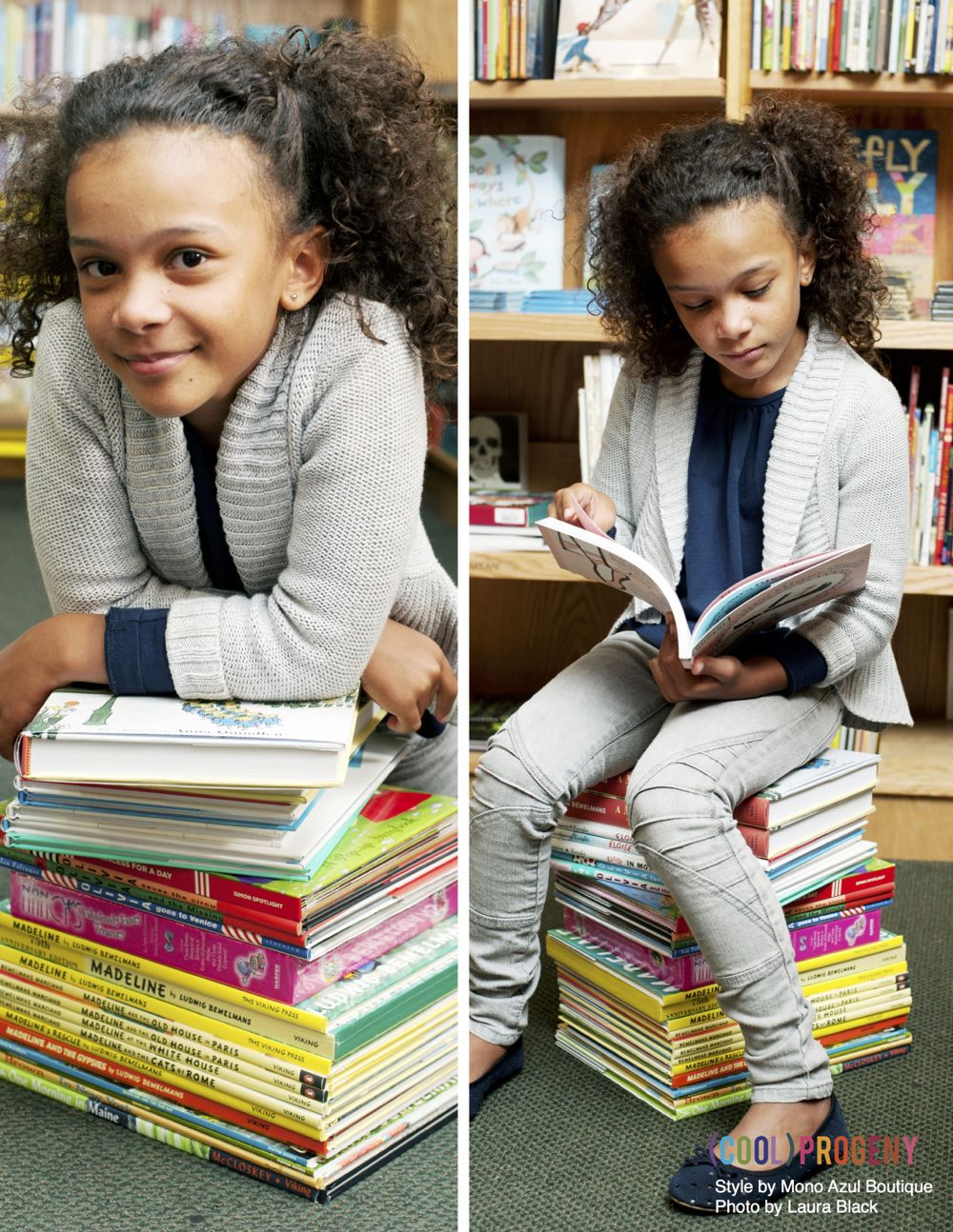 Baltimore Back to School Fashion - (cool) progeny