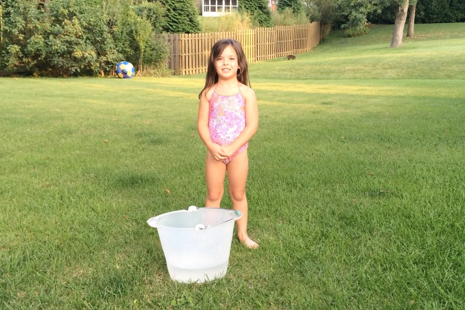 ALS Ice Bucket Challenge - (cool) progeny