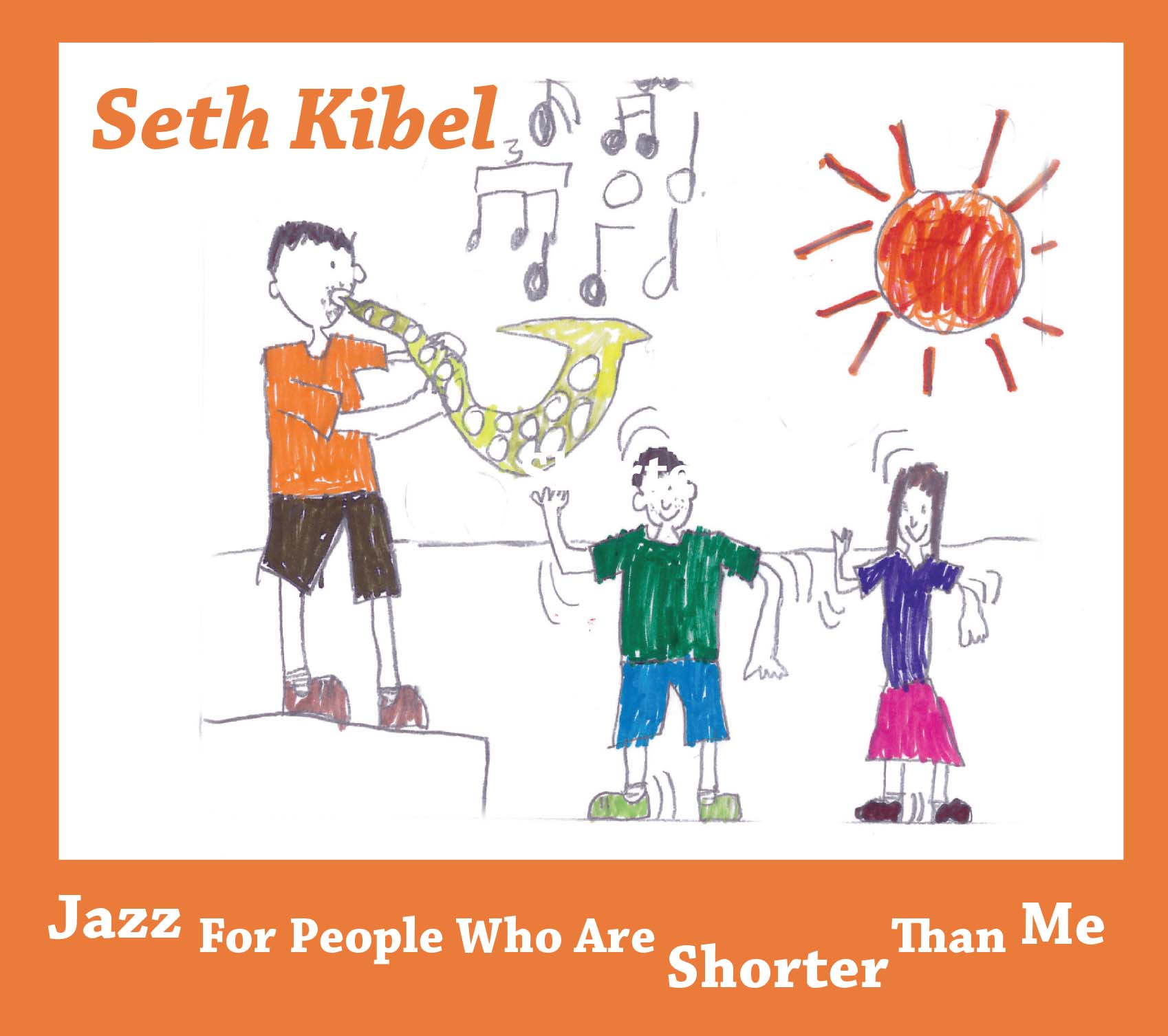 Jazz for People Who Are Shorter Than Me - (cool) progeny