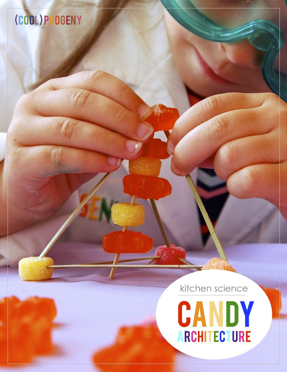 Candy Architecture - (cool) progeny
