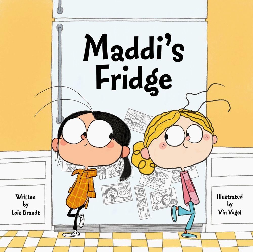 Giving Thanks: Maddi's Fridge - (cool) progeny