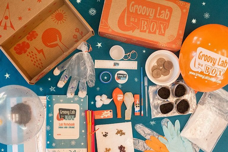 2014 Baltimore Holiday Gift Guide: Gifts for Pint-Sized Scientists - (cool) progeny