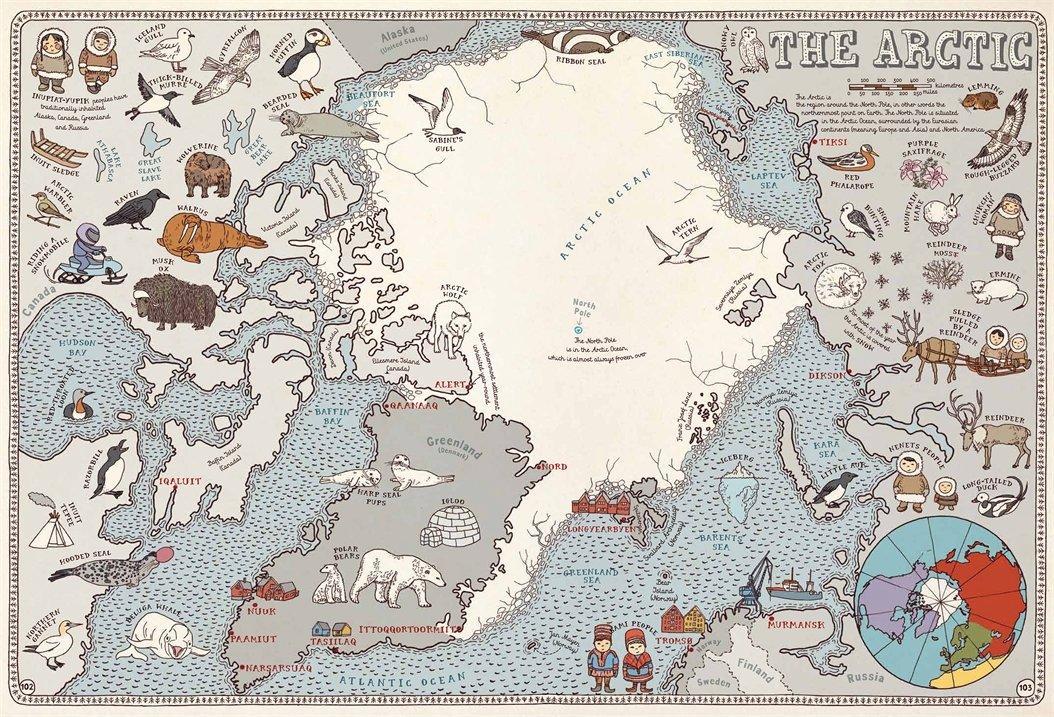 Maps - (cool) progeny