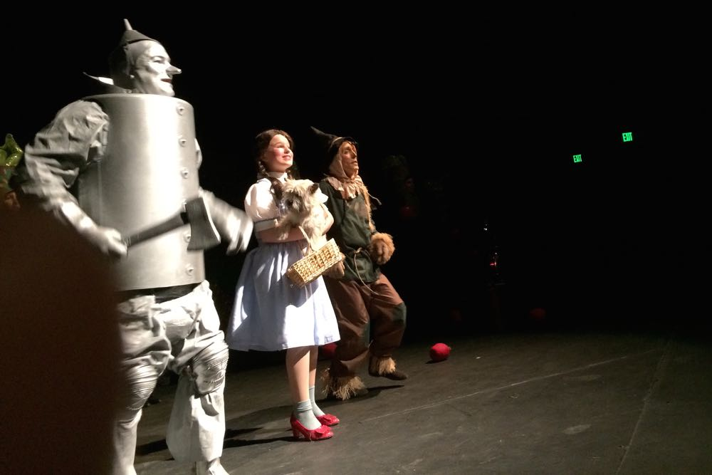 Charm City Players' The Wizard of Oz - (cool) progeny