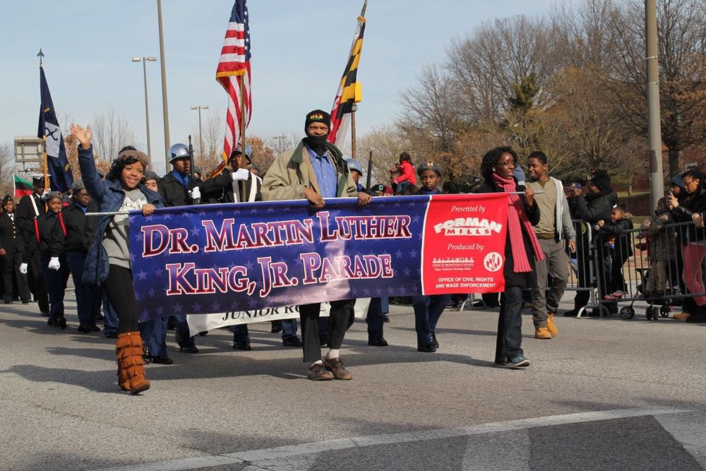 Baltimore MLK Celebrations - (cool) progeny