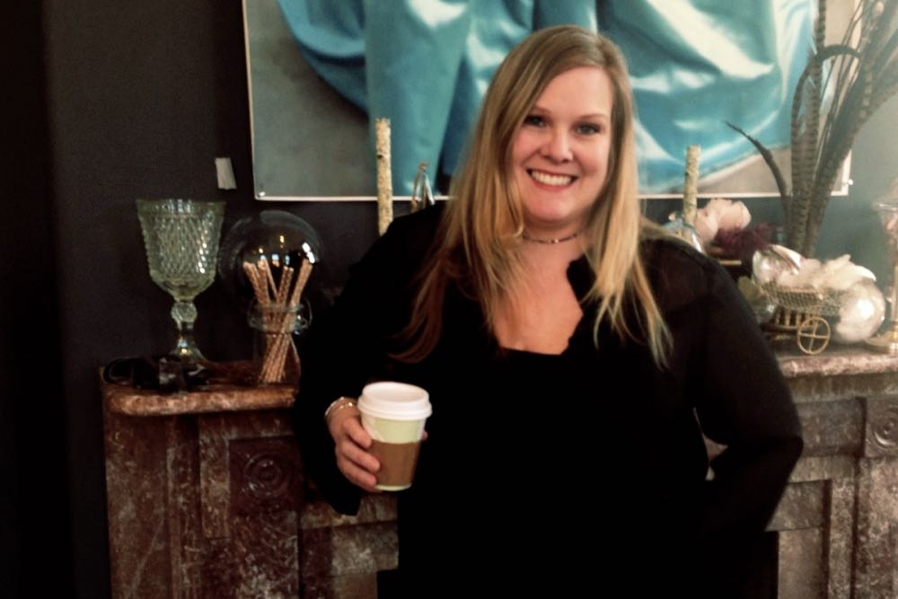 coffee with jill andrews, wedding dress maker/ebola fighter - (cool ...