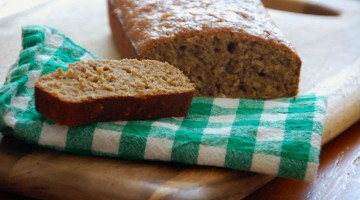 Oatmeal Banana Bread - (cool) progeny