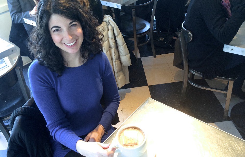 coffee with amy burke friedman - (cool) progeny #coolprogeny #coffeewith