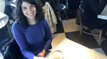 coffee with amy burke friedman - (cool) progeny #coolprogeny #coffeewith