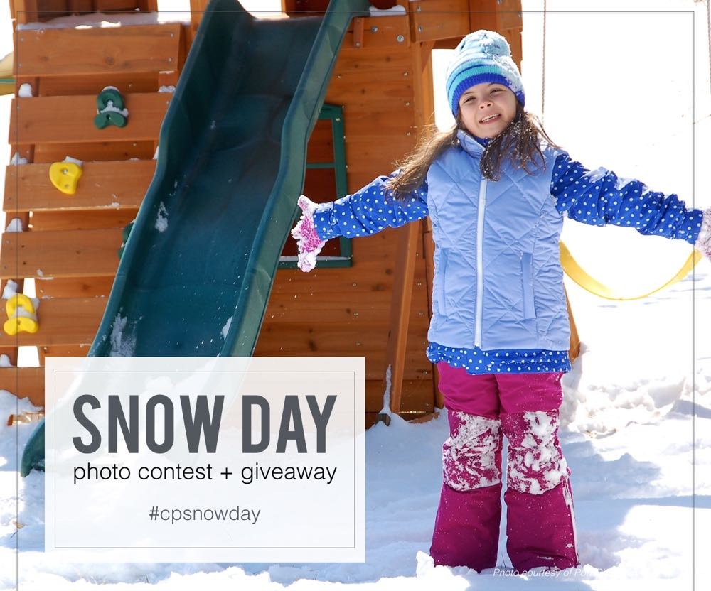 snow day photo contest! - (cool) progeny #cpsnowday