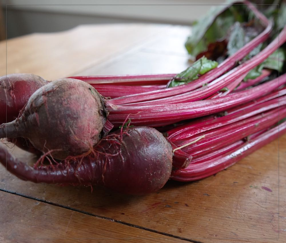 Valentine's Day Pasta (Pasta with Roasted Beets) - (cool) progeny