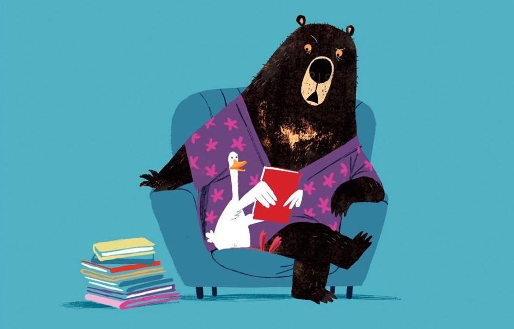 (cool) progeny: bedtime books for kids
