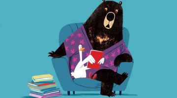 (cool) progeny: bedtime books for kids
