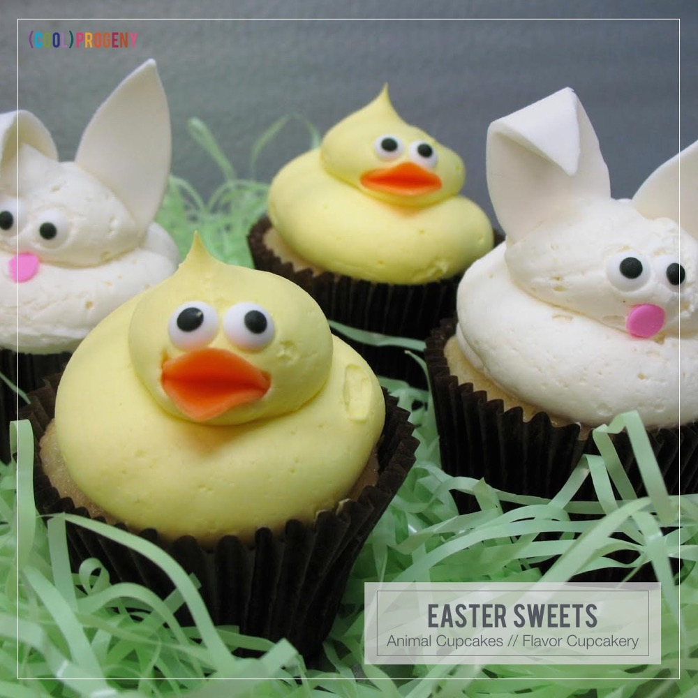 Easter Sweets: Flavor Cupcakery #CoolProgeny #CoolPicks #Baltimore