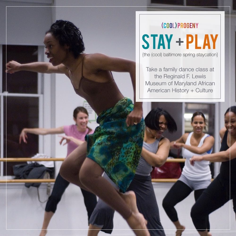 Stay + Play! Baltimore Spring Staycation: The Reginald F. Lewis Museum