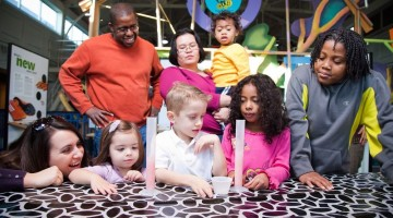 Stay + Play! Baltimore Spring Staycation: Port Discovery Children's Museum