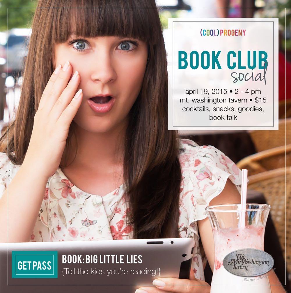 (cool) moms read: april book social - www.coolprogeny.com