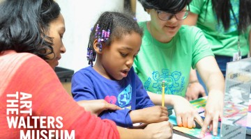 Baltimore Summer Camps Guide: Summer Camp at The Walters - (cool) progeny