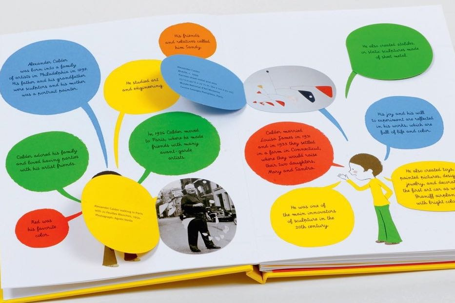 Kids Art Books - (cool) progeny
