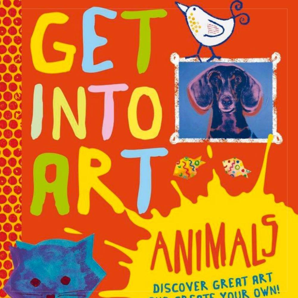 Kids Art Books - (cool) progeny