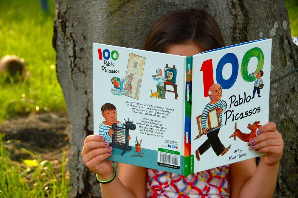 100 Pablo Picassos - (cool) progeny