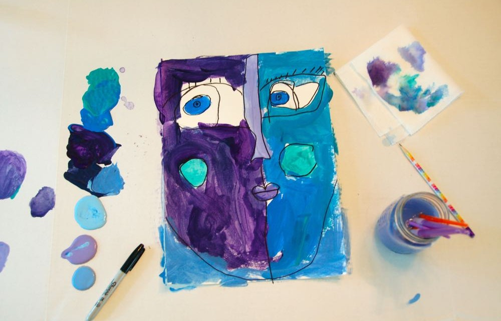 Picasso Art Project for Kids! - (cool) progeny