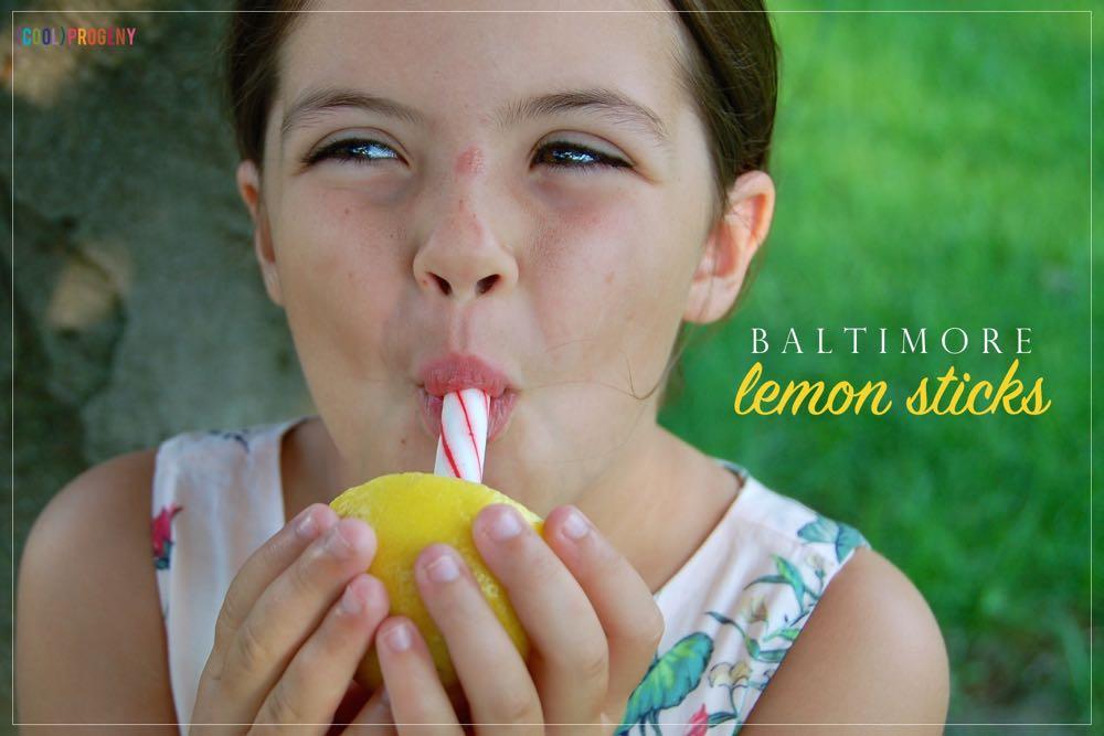 Baltimore Lemon Sticks - (cool) progeny