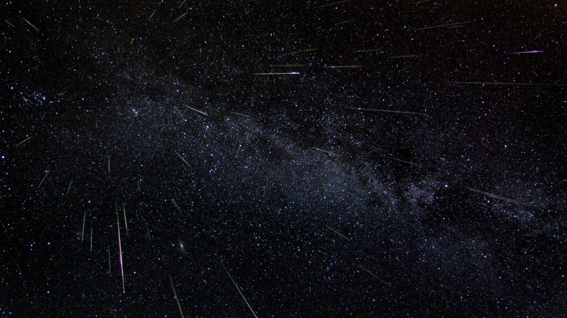 Don't Miss! Perseid's Meteor Shower with Kids - (cool) progeny