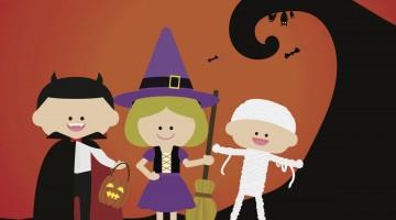 SJA Halloween Family Fest - a (cool) progeny play date! - (cool) progeny