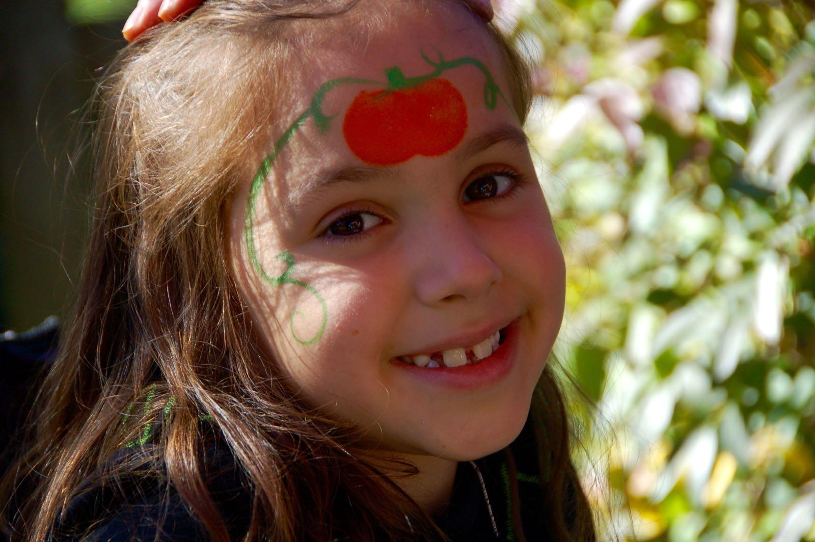 easy halloween face paint ideas - (cool) progeny