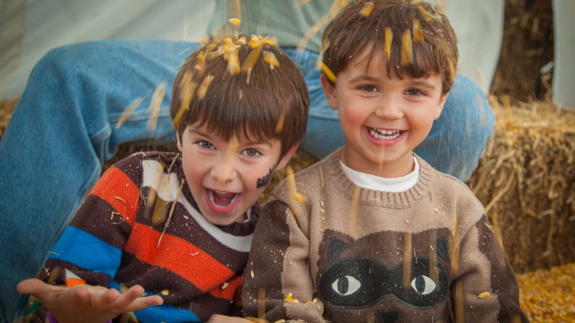 Pumpkinfest (image courtesy of Irvine Nature Center's Website) - (cool) progeny