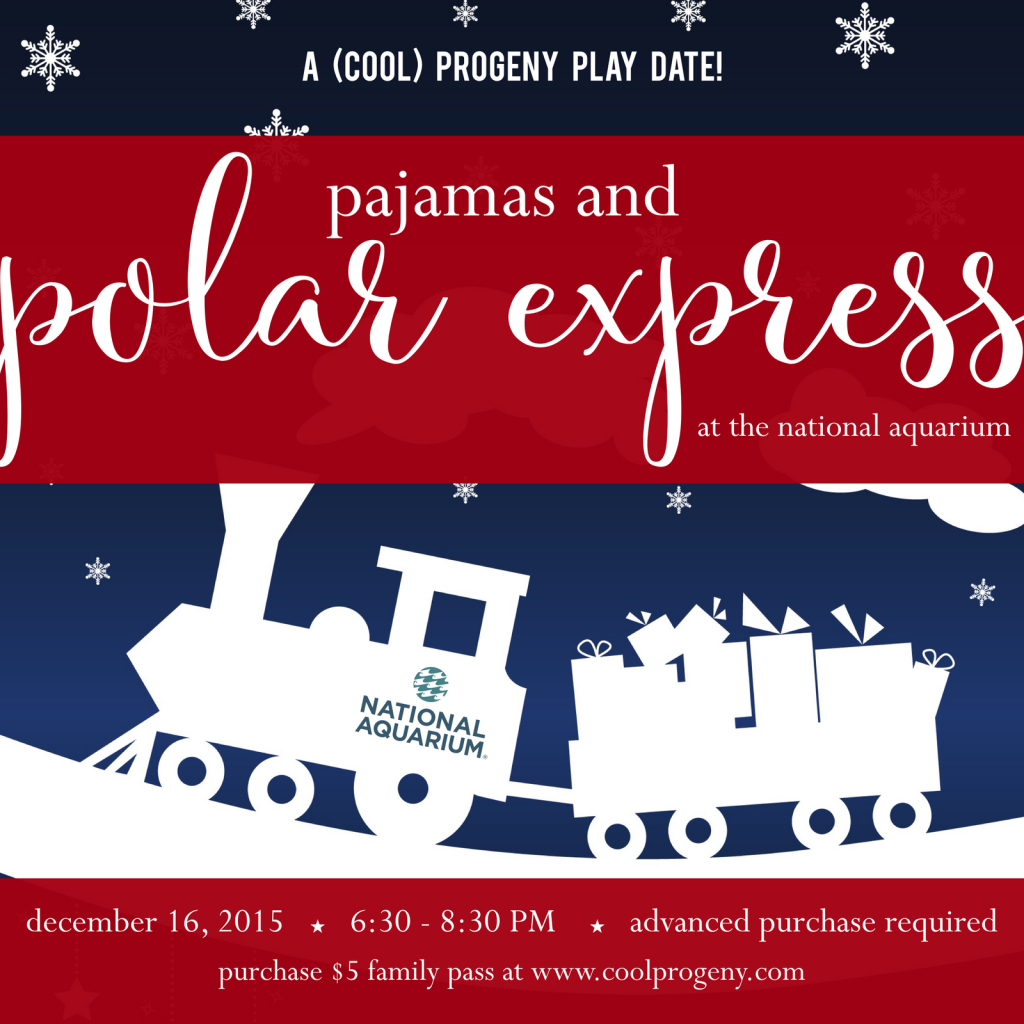 PJs and Polar Express - (cool) progeny
