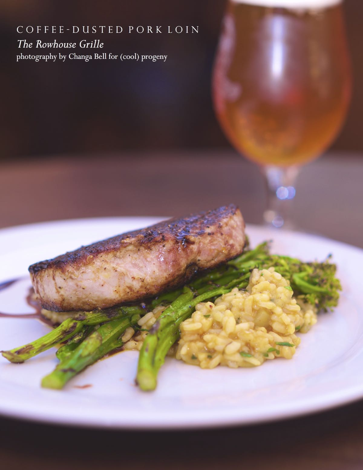 Must-Have Meals in Baltimore - The Rowhouse Grille- (cool) progeny