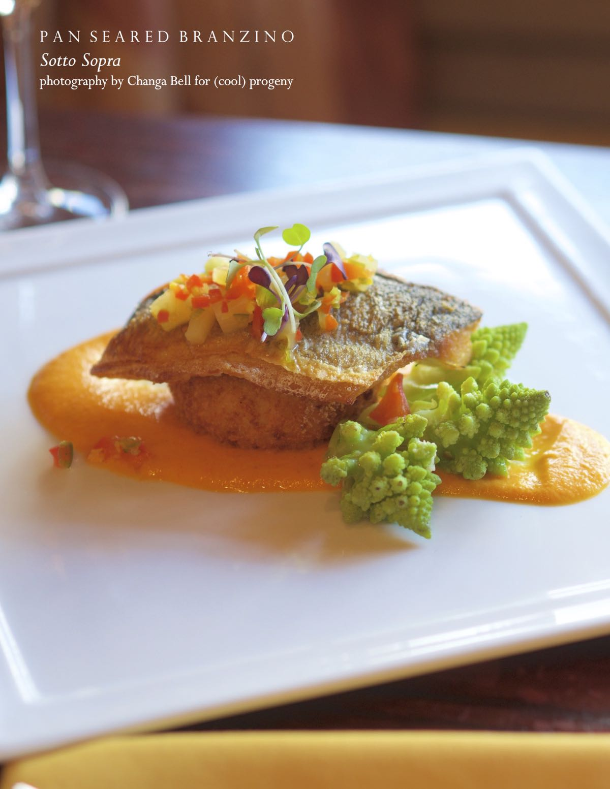 Must-Have Meals in Baltimore - Sotto Sopra - (cool) progeny