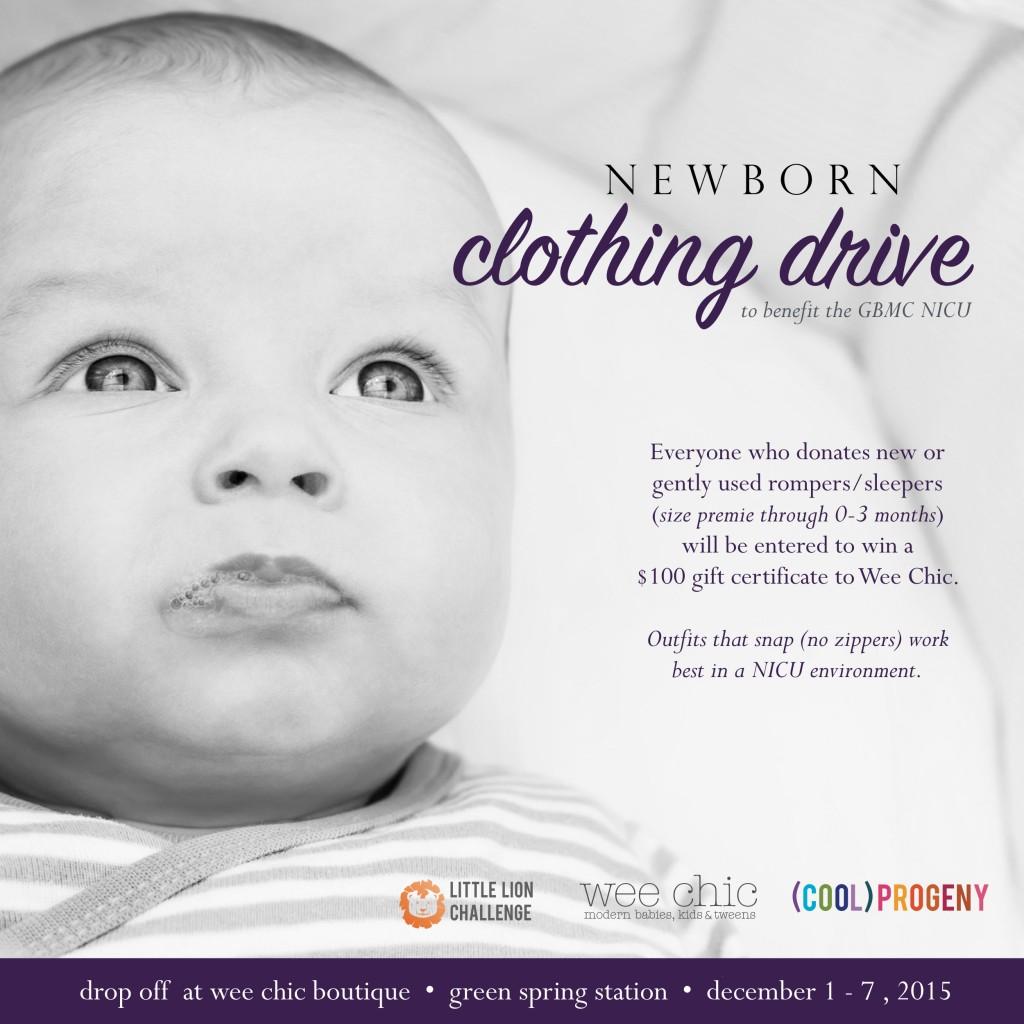 newborn clothing drive.001