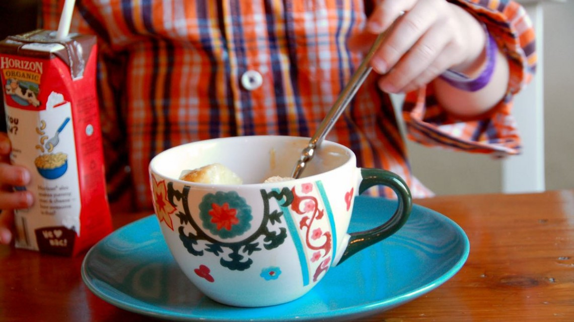 Kid-Friendly French Onion Soup - (cool) progeny